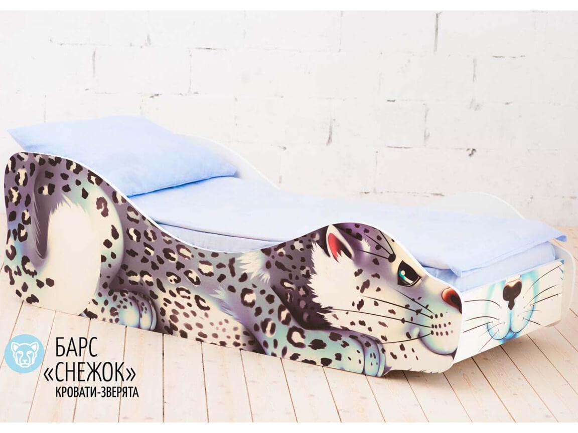 фото Детская кровать Барс - Снежок