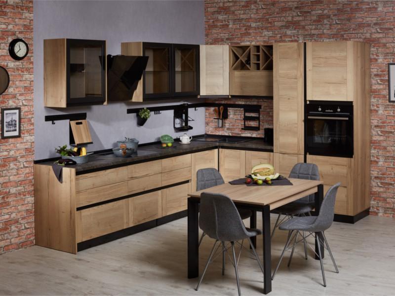 фото Модульная кухня Сити