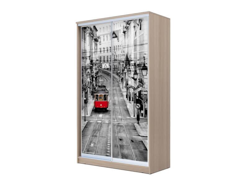 фото Шкаф-купе Хит 2-х дверный Лондон