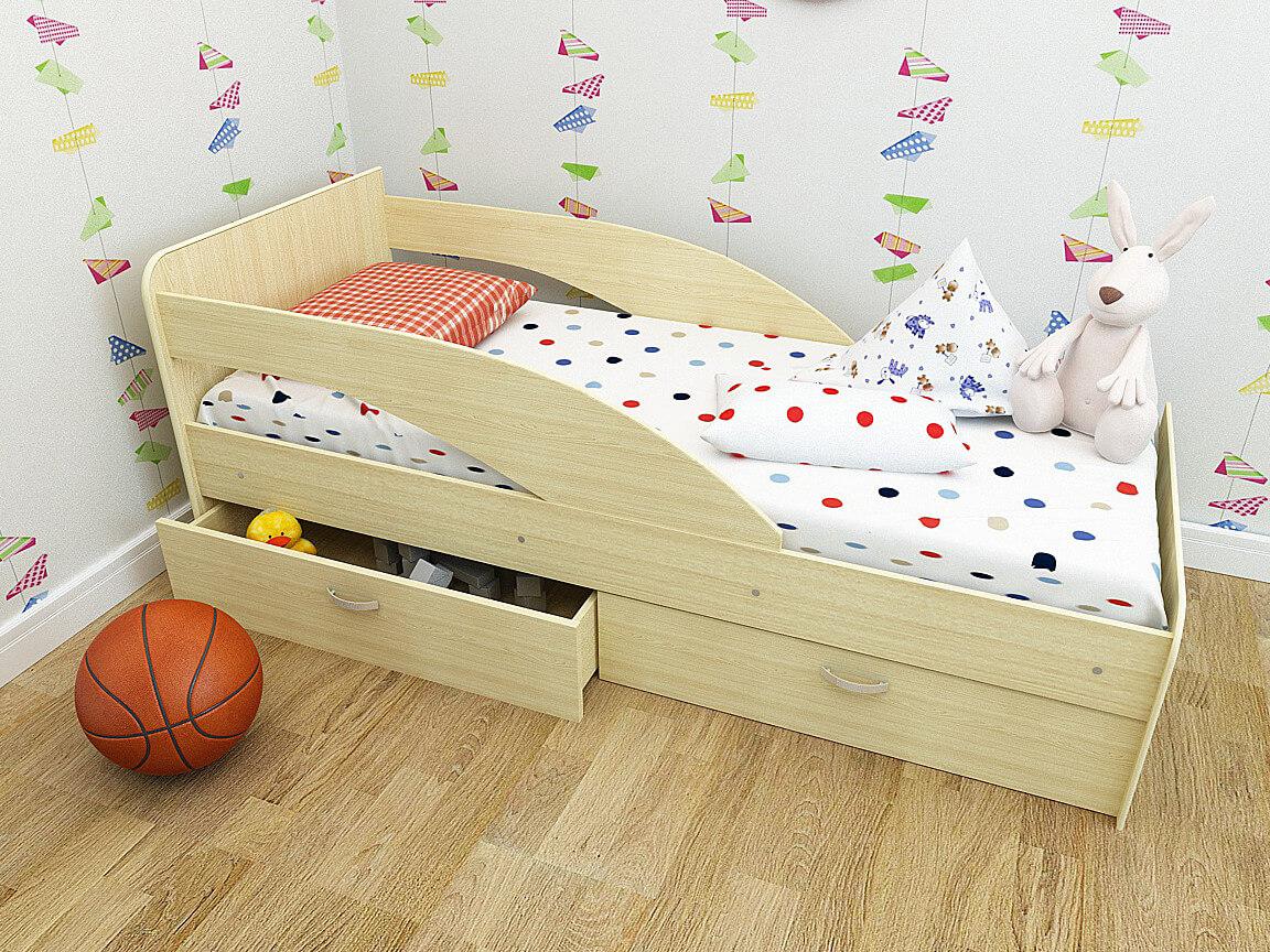 фото Кровать детская Кроха