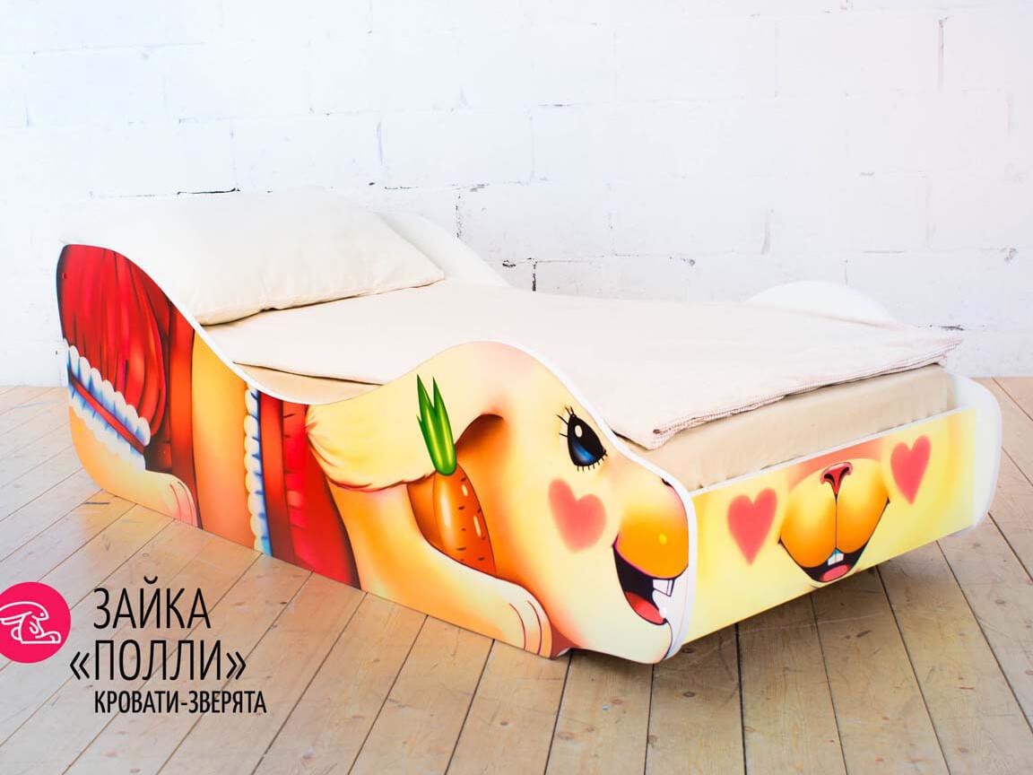 фото Детская кровать Зайка - Полли