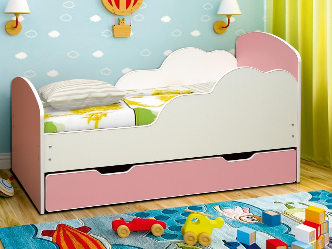 фото Кровать детская Облака 1