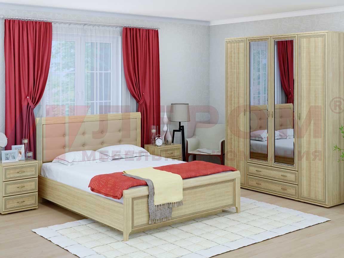 фото Спальня Карина Ясень Асахи