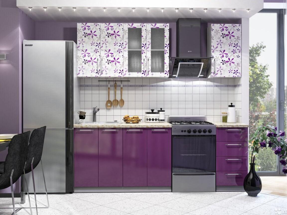 фото Кухня Флора