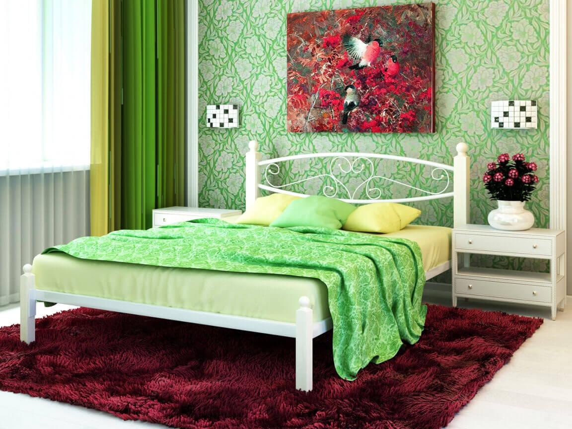 фото Кровать Каролина Lux