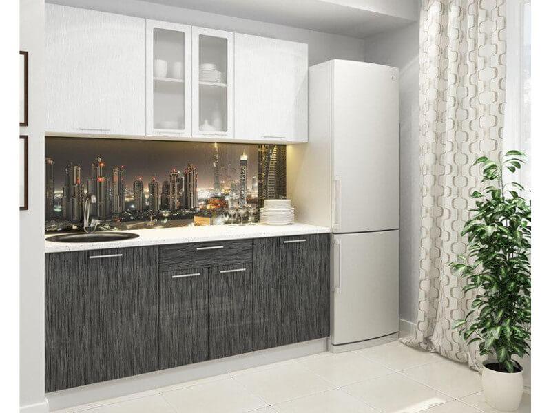 фото Кухня Хай Тек 1800