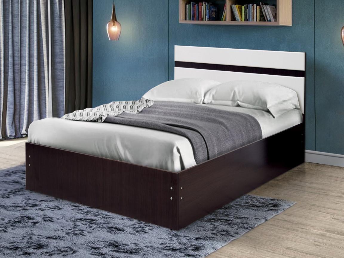 фото Кровать двойная Венеция 8 глянец
