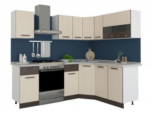 Угловая кухня Модена 1650х1650