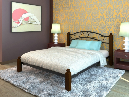 Кровать Надежда Lux