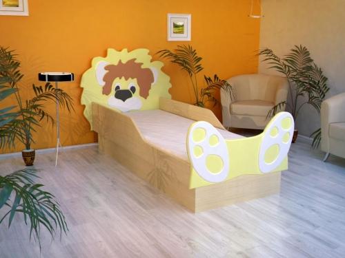 Кровать Львенок МДФ