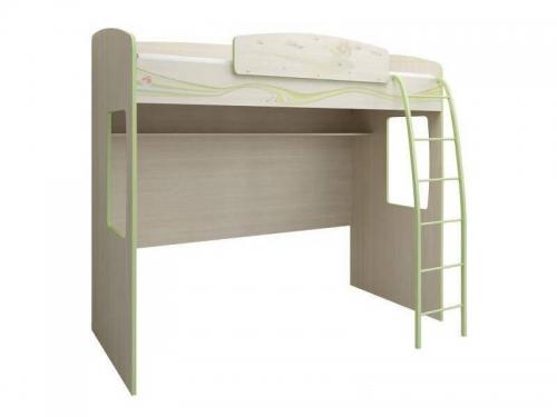 Кровать-чердак Акварель