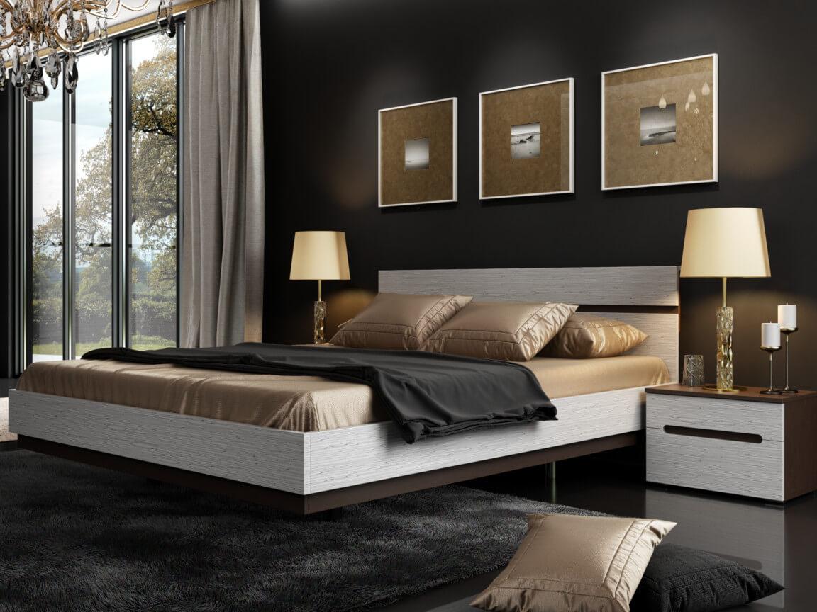 фото Спальня Виго