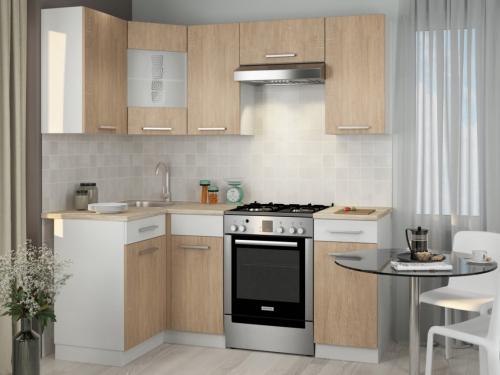 Кухонный гарнитур Алиса 12 угловой