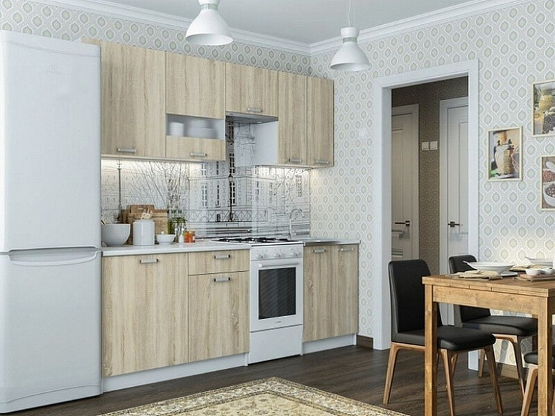 фото Кухня Розалия 1700
