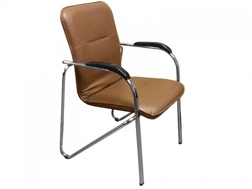 Офисный стул Самба хром