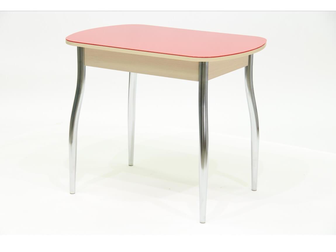 фото Стол со стеклом Гала 5