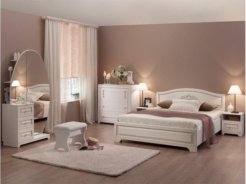 фото Спальня Белла