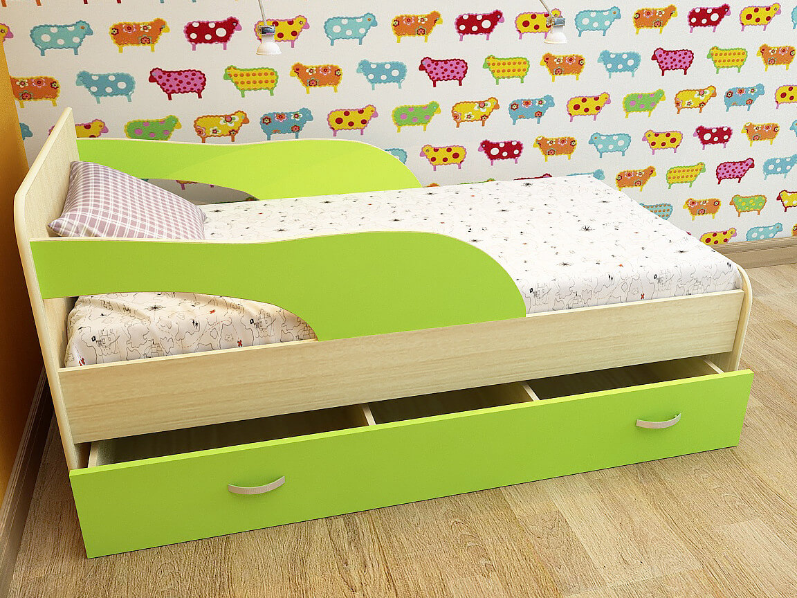 фото Кровать детская Кроха 2