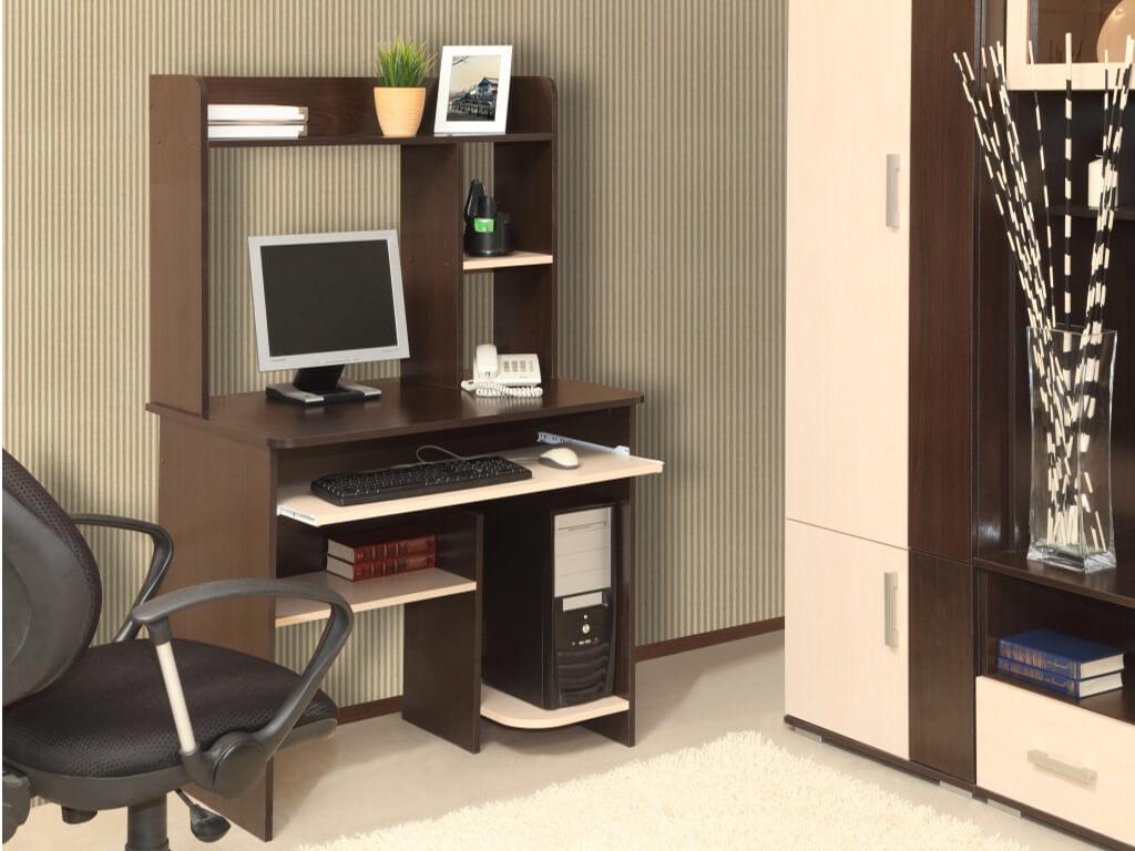 фото Компьютерный стол Интел 1