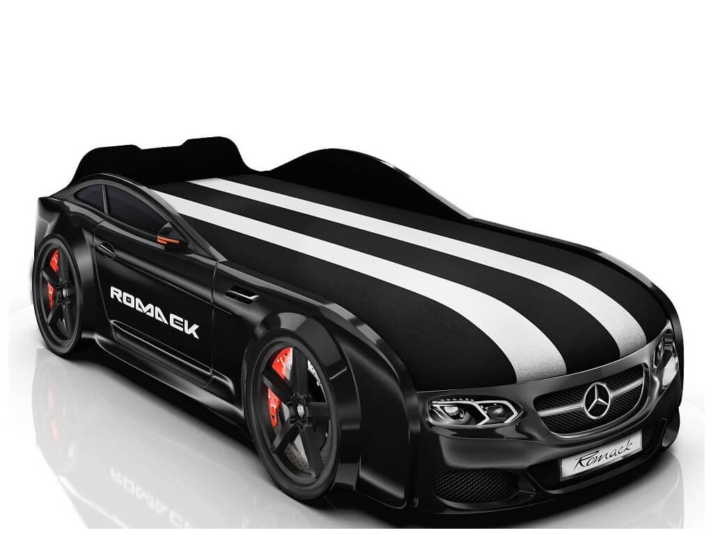 фото Кровать-машинка Romack Real-M AMG