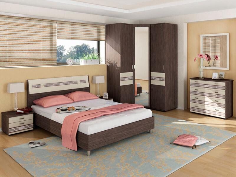 фото Спальня Ривьера