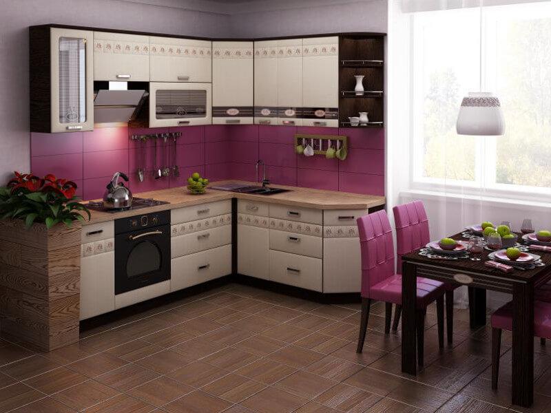 фото Кухня Аврора 10