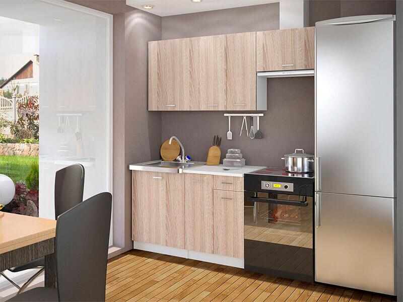 фото Модульная кухня Комфорт шимо