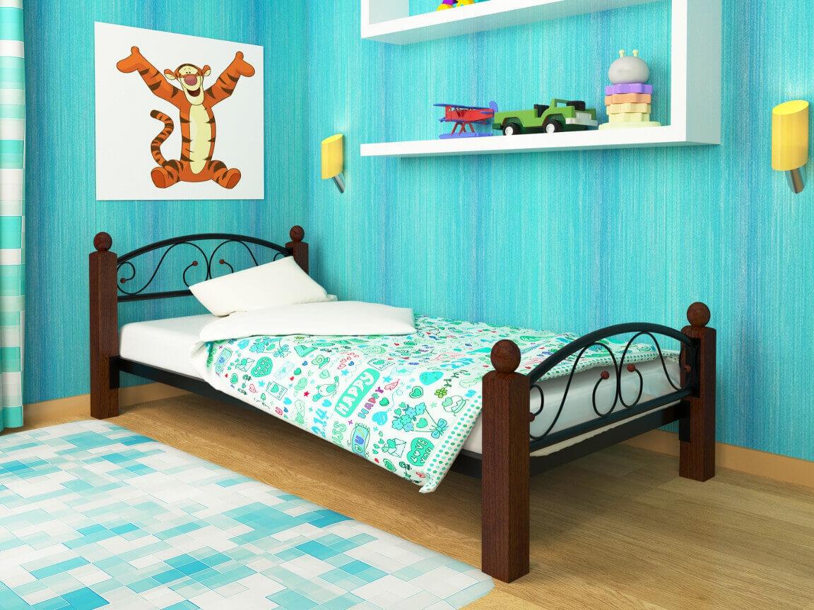фото Кровать Вероника Мини Lux Plus