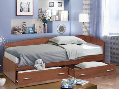Кровать Софа No 2 Матрица