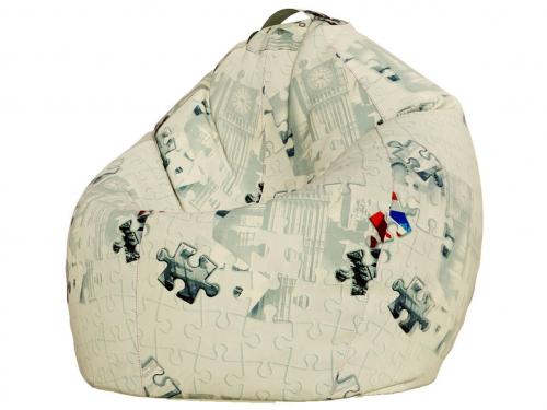 Кресло-мешок XXXL поплин