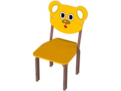 Стул регулируемый Мишка