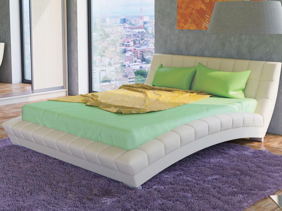 фото Интерьерная кровать Оливия