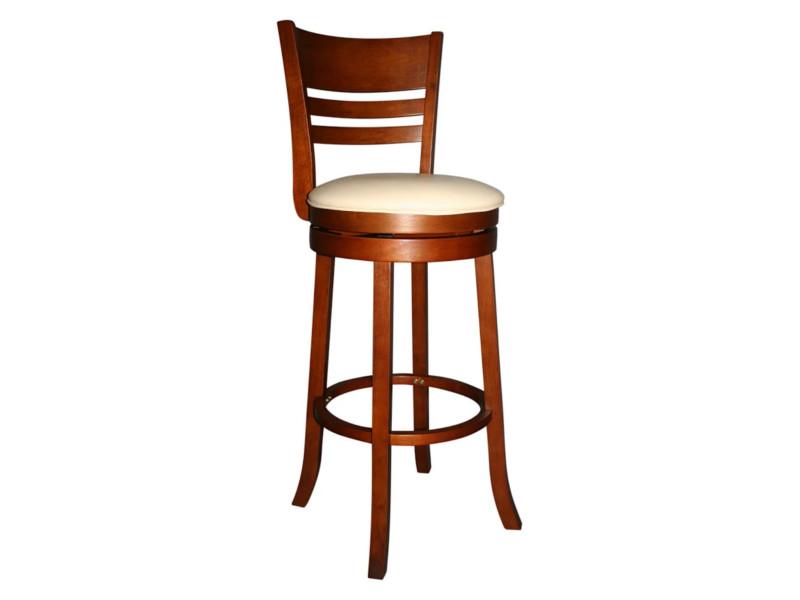 фото Барный крутящийся стул Лого LMU-9393