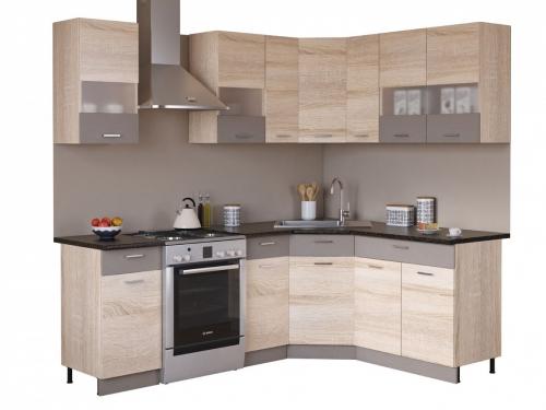 Угловая кухня Николь 1650х1650