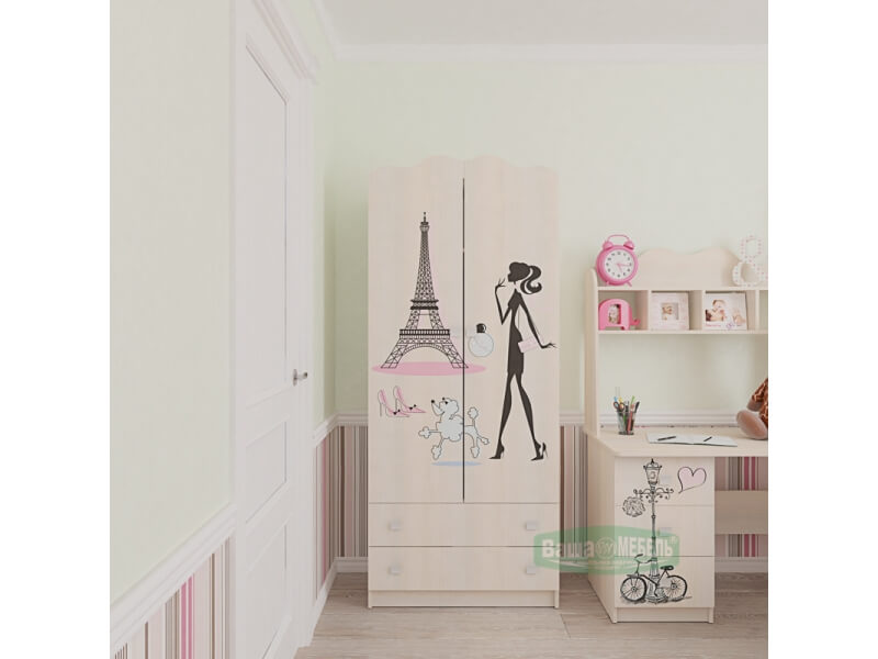 фото Шкаф Париж