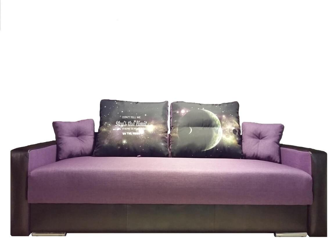 фото Диван Софья New Savana Violet-Galactic