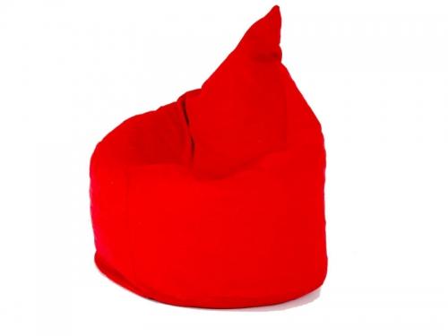 Кресло-мешок Капля категория 2 atlanta red