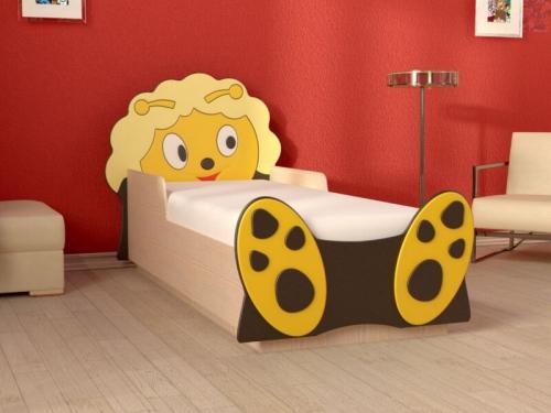 Кровать Пчелка МДФ