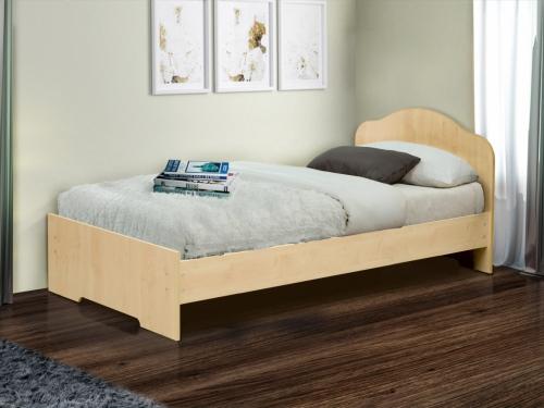 Кровать одинарная на уголках No 3 Матрица