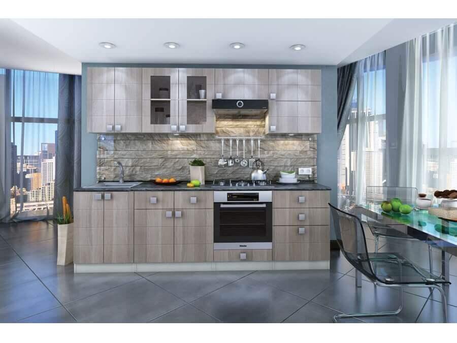 фото Кухня модульная Квадро