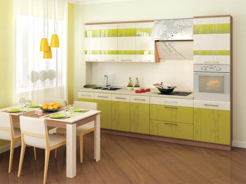 фото Кухня Тропикана 17