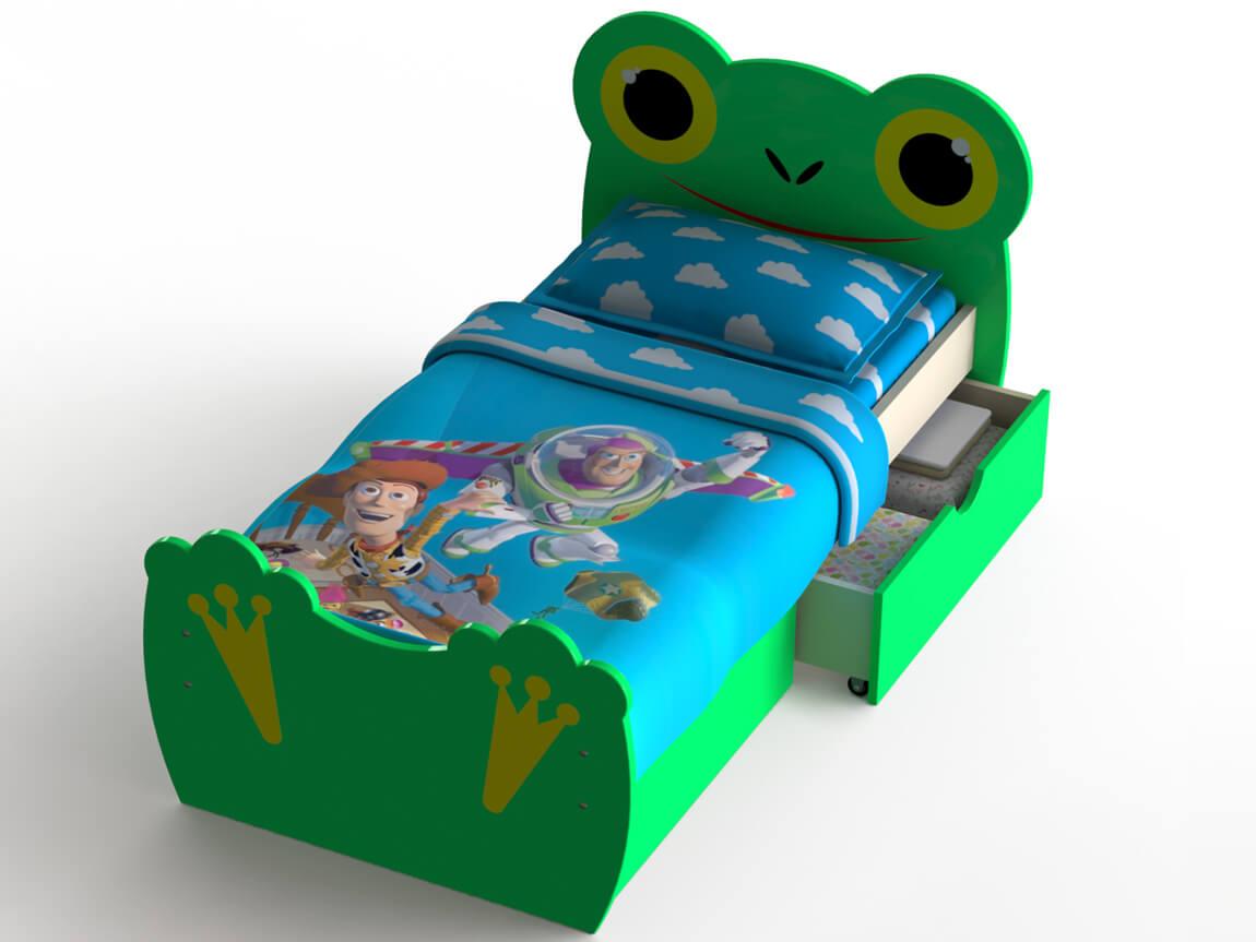 фото Кровать Лягушка