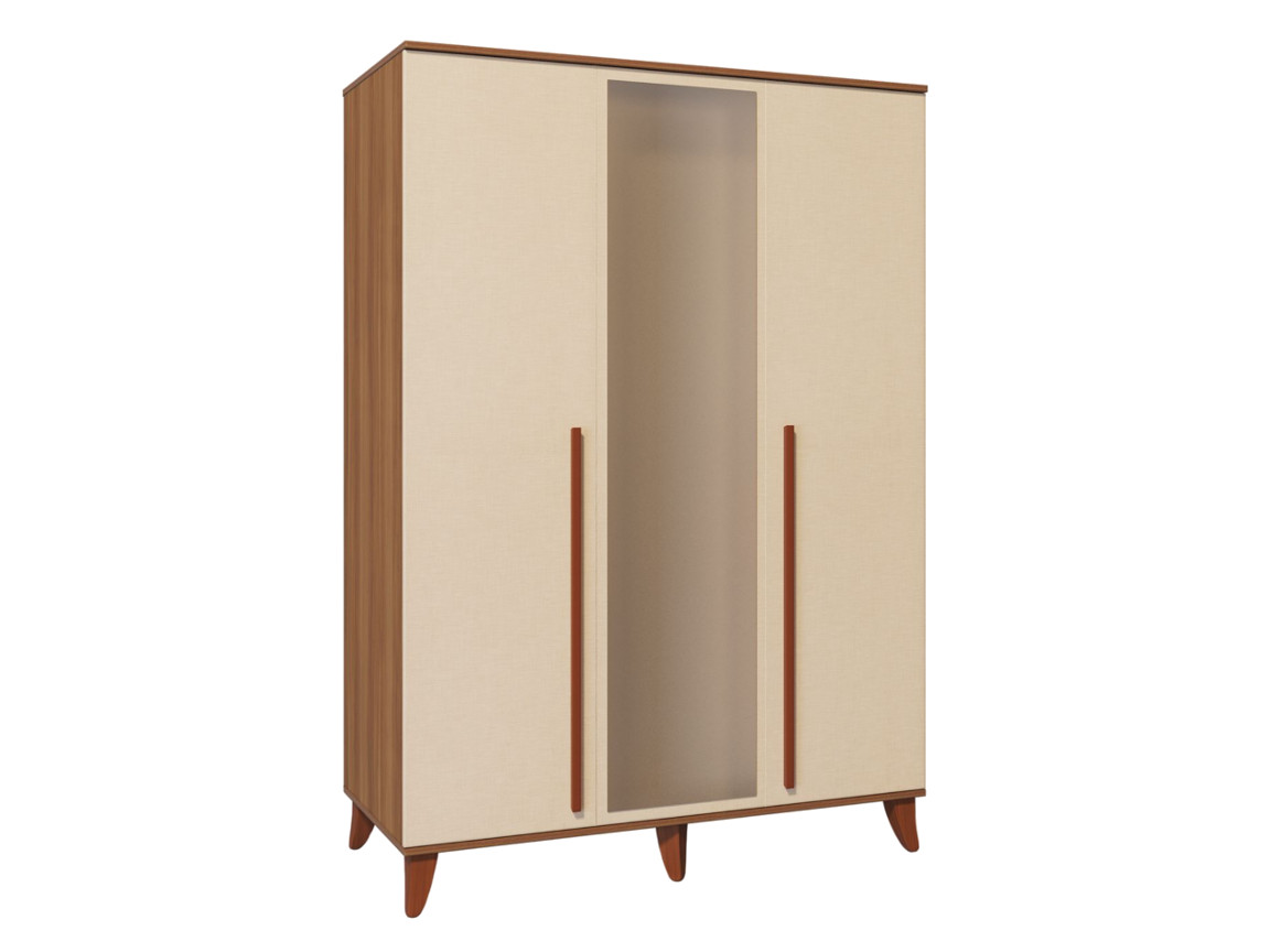 Шкаф 3 двери 1320х600х1900 мм