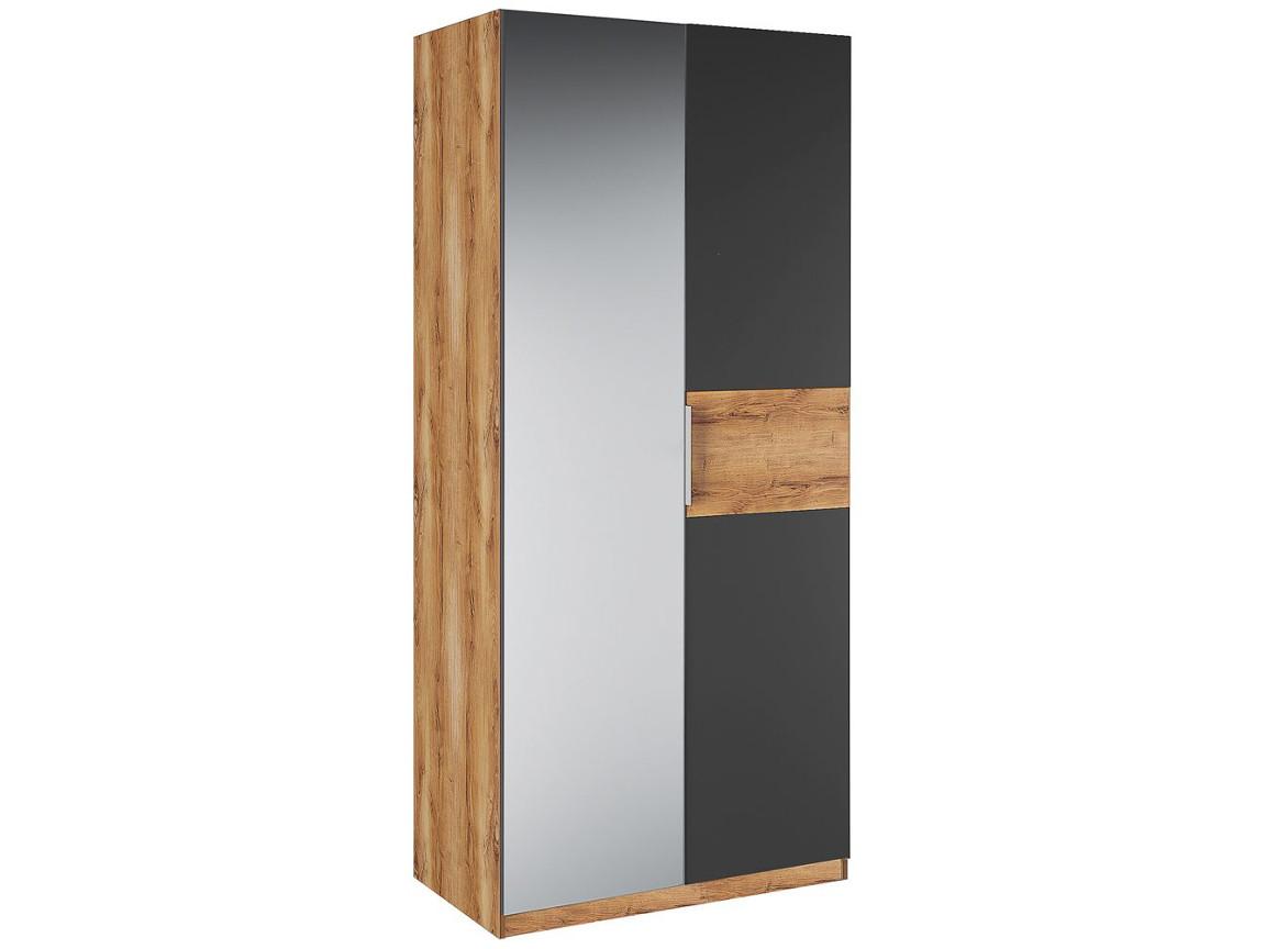 Шкаф 2 двери зеркало 1006х2240х580 мм