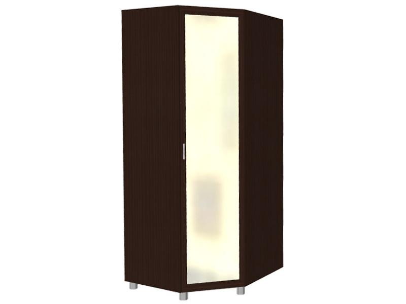 ШК-813 Шкаф для одежды и белья 2172х891х891 Дуб Венге