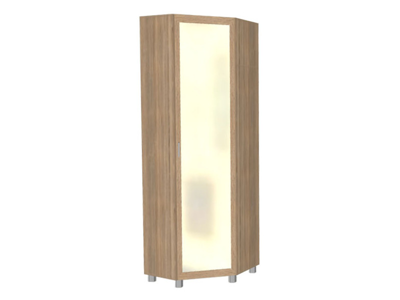 ШК-814 Шкаф для одежды и белья 2172x670x670