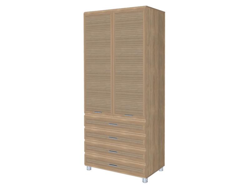 ШК-840 Шкаф для одежды и белья 2172х896х580
