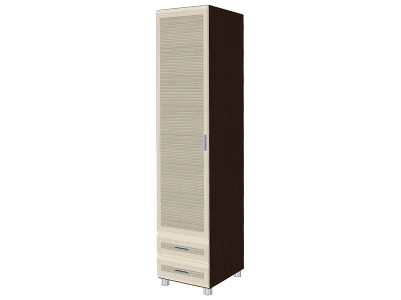 ШК-842 Шкаф для одежды и белья 2172х448х580