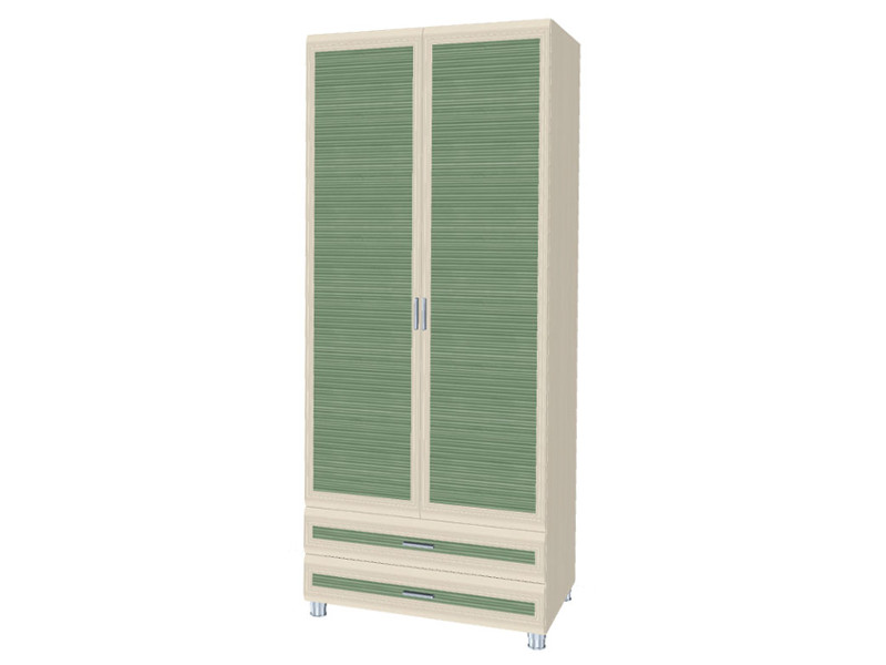 ШК-843 Шкаф для одежды и белья 2172х896х580