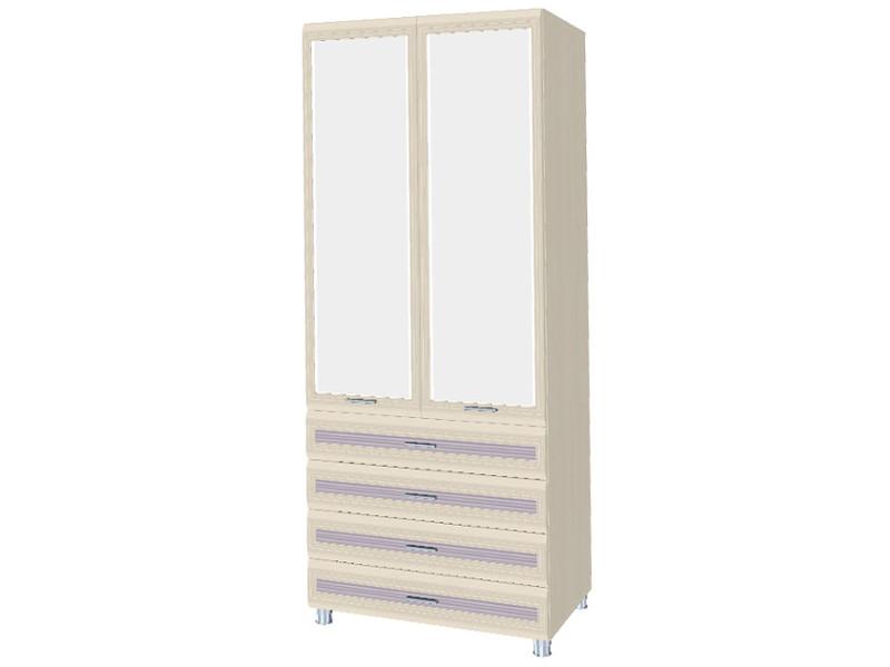 ШК-845 Шкаф для одежды и белья 2172х896х580
